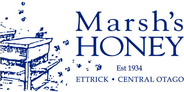 Marsh's Honey Central Otago